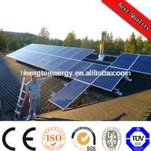 61215IEC TUV CE hitech 250 watt photovoltaic solar panel