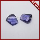 fancy cut amethyst check crystal check glass gem cutting