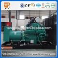 La operación de mantenimiento&& manual de diagramas de generador diesel de china