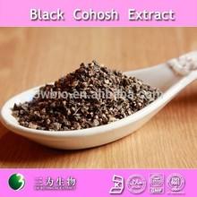 high quality 10:1 triterpene glycosides black cohosh extract