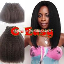 Fashion Italian Yaki cheap human hair lace wig, 100% unprocessed peruvian hair lace front wig