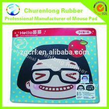 Cute custom photo mouse pad customized mat