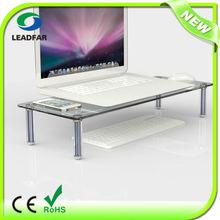 LY-DSG03 New Design elegant study room desk for PC,monitor, notebook ect.