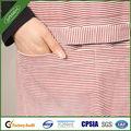 Caliente continuado 2014 raya/personalizada delantal de cocina, delantal de carnicero