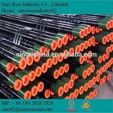 gas pipe orange high quality in Tianjin China