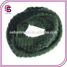 High Quality Fashion Neck Scarf Knitting Pattern