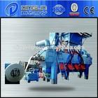 Banding steel shot blasting machine/Steel Band Shot Blasting Equipment/play sand cleaning machine