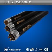 T5 4w/ 6w/ 8w Black-light Blue ( 365nm UV black lamp BLB) fluorescent tube/lamp