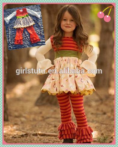 ... winter baumwolle Outfits Boutique baby mädchen kleider-Baby Strampler