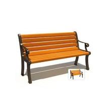 Best quality wooden garden leisure bench