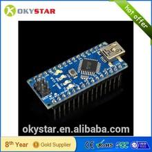 High quality with factory price! ATMEGA328P-AU nano V3.0 R3 Board