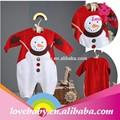 çocuk giyim takım seti yeni doğan bebek yılbaşı kıyafetleri lbe4092554