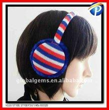 fashion knitted earmuff
