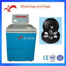CE ISO Model TGL-16 Centrifuge Manufacturer provides blood bank centrifuge, PRP centrifuge with PRP kits DL-6LM