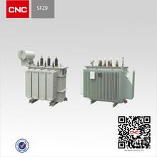 SFS9 parameter of power transformer
