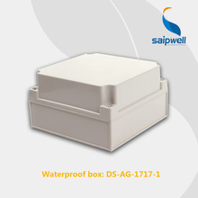 Saipwell High Quality Wholesale Durable Electrical IP66 Die Cast Waterproof Aluminium Box 175*175*110mm