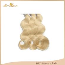 Human hair bonde