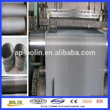 reverse dutch weaving stainless steel wire mesh auto mesh belt filter mesh