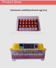 WQ-24 automatic mini incubator holding 96 quail /bird eggs