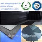 rubber foam board for process