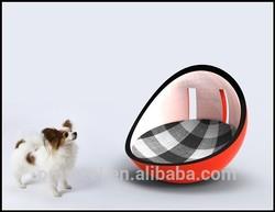 One Piece Fiber Reinforced Plastic Dog Kennel
