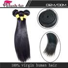 18inch high quality 100% unprocessed cheap virgin brazilian straight hair