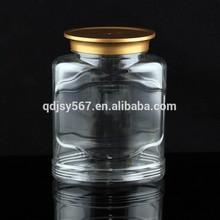 food grade bottle , PET plastic type bottle ,candy industrial use PET bottle