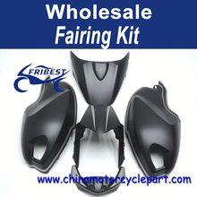 For Ducati 696 All Matt Black Motorcycle Fairing kit FFKDU006
