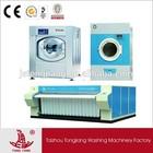 hot supplying wash, dry, iron, folder TONG YANG brand price of hotel laundry equipment