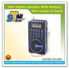 Chinese mini bluetooth digital speaker music