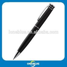 Stylish Ballpoint Pen/Matt Black Metal