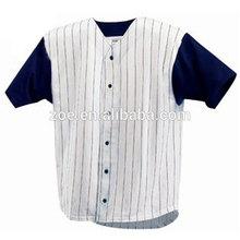 2014 Span Sports hot sale fashion youth baseball uniform