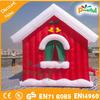 hot sale inflatable christmas, inflatable christmas house