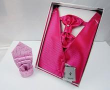 Latest Hot Sell Polyester Waistcoat for Men, Waistcoat