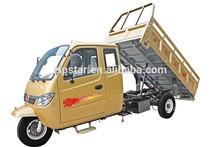 800cc Heavy-Duty Three Wheel Trucks With Cabin