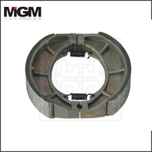 motorcycle brake shoe, Rear brake shoe