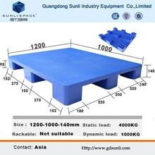 1210mm Standard Storage Plastic Pallet