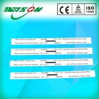 Custom Printing Steam Sterilization Indicator Card