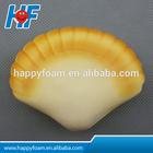 promotional pu seashell stress ball