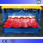 Hot Sale! Aluminum Colored Roof Tile Making Machine Made in China