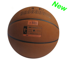 Official size 7 high quality cowhide leather basketball