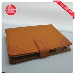 2015 a5 pu agenda notebook,leather cover diary