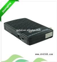 factory digital satellite receiver icone i-2000 BISS+HD+CA+WiFI+RJ45+USB+LED