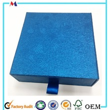 White wax candle drawer box wholesale,wax candle box drawer shape for selling