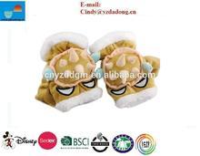 Fashion Cute Plush Kids Funny Animal Gloves/ Warm winter gloves