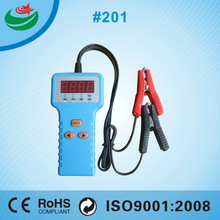 New heavy discharged battery tester 12v