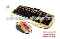 Backlighting Keyboard, Gaming Keyboard,,Computer Keyboard, Any Language Layout,OEM Available