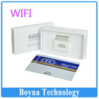 Xt00l New Arrival Iobd2 WIFI Car Trouble Code Reader / Clear Tool for iOS and Android phone system