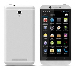 5.3 Inch Capacitive Touch Screen W MTK6572 Android 4.2 Dual Core Smart Phone 3G Cell Phone mobile phone data line