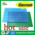 lexan pulito trasparente lunga vita tendalino di copertura in plastica
